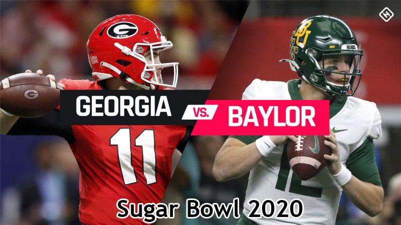 2020 sugar bowl